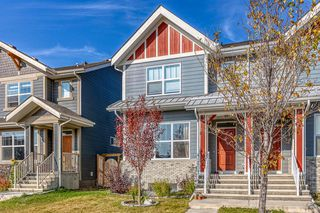 Photo 4: 27 Masters Square SE in Calgary: Mahogany Semi Detached for sale : MLS®# A1039030