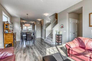 Photo 7: 27 Masters Square SE in Calgary: Mahogany Semi Detached for sale : MLS®# A1039030
