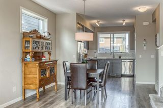 Photo 5: 27 Masters Square SE in Calgary: Mahogany Semi Detached for sale : MLS®# A1039030