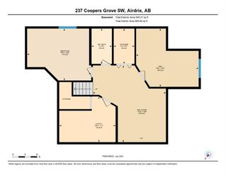 Photo 40: 237 Coopers Grove SW: Airdrie Detached for sale : MLS®# A1057227