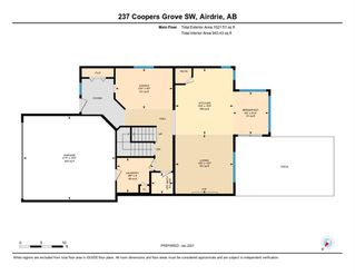 Photo 38: 237 Coopers Grove SW: Airdrie Detached for sale : MLS®# A1057227