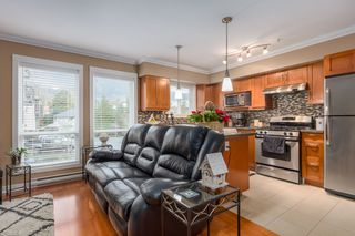 """Photo 7: 8 1233 MAIN Street in Squamish: Downtown SQ Townhouse for sale in """"SKYE"""" : MLS®# R2527763"""