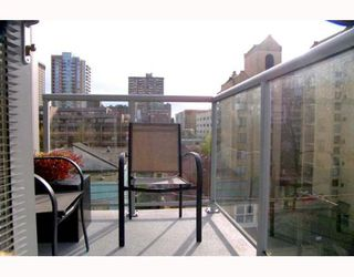 Photo 10: 1050 SMITHE Street in Vancouver: West End VW Condo for sale (Vancouver West)  : MLS®# V641719