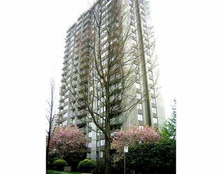 """Main Photo: 1330 HARWOOD Street in VANCOUVER: West End VW Condo for sale in """"WESTSEA TOWERS"""" (Vancouver West)  : MLS®# V642810"""