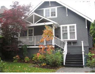 "Main Photo: 2312 E 5TH Avenue in Vancouver: Grandview VE House for sale in ""GRANDVIEW VE"" (Vancouver East)  : MLS®# V674037"