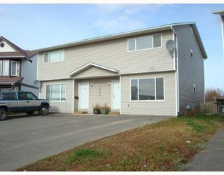 "Main Photo: A-B 8132 90TH Avenue in Fort_St._John: Fort St. John - City SE House Duplex for sale in ""DUNCAN CRAN SCHOOL AREA"" (Fort St. John (Zone 60))  : MLS®# N177176"