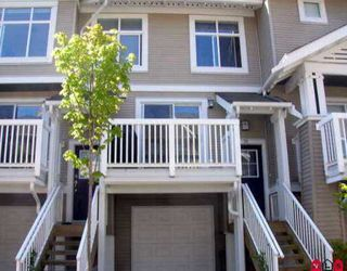 "Photo 1: 78 7179 201ST ST in Langley: Willoughby Heights Townhouse for sale in ""Denim"" : MLS®# F2610354"