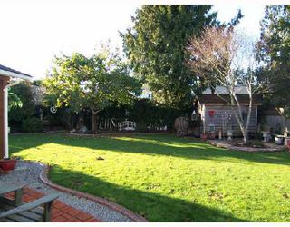 "Photo 10: 12029 DOVER Street in Maple_Ridge: West Central House for sale in ""GARY OAKS"" (Maple Ridge)  : MLS®# V679487"