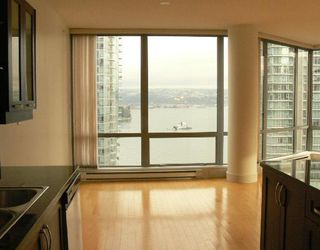 "Photo 4: 1701 1228 W HASTINGS Street in Vancouver: Coal Harbour Condo for sale in ""PALLADIO"" (Vancouver West)  : MLS®# V688542"