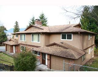 Photo 1: 1013A SADDLE Street in Coquitlam: Ranch Park Duplex for sale : MLS®# V693751