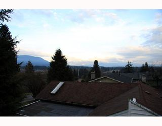 Photo 5: 1013A SADDLE Street in Coquitlam: Ranch Park Duplex for sale : MLS®# V693751