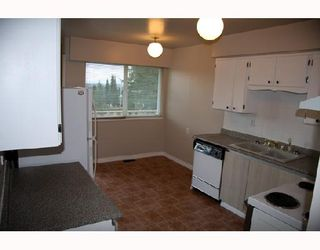 Photo 4: 1013A SADDLE Street in Coquitlam: Ranch Park House Duplex for sale : MLS®# V693751