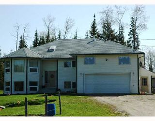 Photo 1: 8805 CLOVER Road in Prince_George: Tabor Lake House for sale (PG Rural East (Zone 80))  : MLS®# N181628