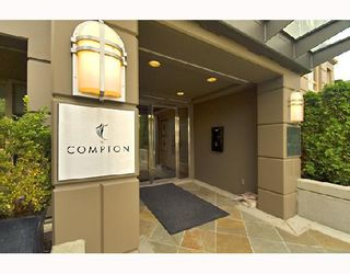 """Photo 4: 903 1316 W 11TH Avenue in Vancouver: Fairview VW Condo for sale in """"COMPTON"""" (Vancouver West)  : MLS®# V705085"""