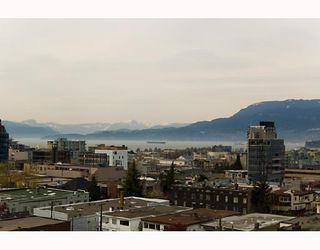 """Photo 2: 903 1316 W 11TH Avenue in Vancouver: Fairview VW Condo for sale in """"COMPTON"""" (Vancouver West)  : MLS®# V705085"""
