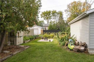 Photo 19: 252 Chelsea Avenue in Winnipeg: East Kildonan Residential for sale (3D)  : MLS®# 1926077