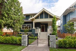 """Main Photo: 315 W 11TH Avenue in Vancouver: Mount Pleasant VW House 1/2 Duplex for sale in """"The Heirloom"""" (Vancouver West)  : MLS®# R2419638"""