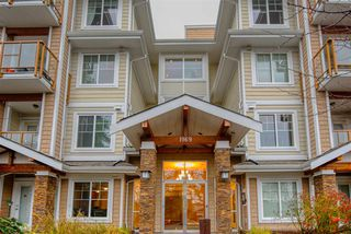 "Main Photo: 308 1969 WESTMINSTER Avenue in Port Coquitlam: Glenwood PQ Condo for sale in ""THE SAPPHIRE"" : MLS®# R2421562"