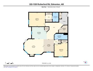 Photo 10: 222 1320 RUTHERFORD Road in Edmonton: Zone 55 Condo for sale : MLS®# E4184552