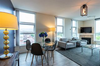 """Photo 8: 1002 189 NATIONAL Avenue in Vancouver: Downtown VE Condo for sale in """"SUSSEX"""" (Vancouver East)  : MLS®# R2458206"""