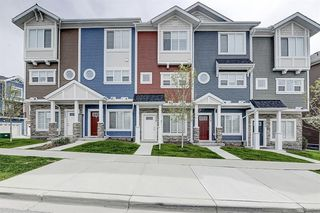 Photo 1: 508 NOLAN HILL Boulevard NW in Calgary: Nolan Hill Row/Townhouse for sale : MLS®# C4300883