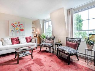 "Photo 2: 306 295 SCHOOLHOUSE Street in Coquitlam: Maillardville Condo for sale in ""Chateau Royale"" : MLS®# R2466921"