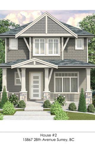 Main Photo: 15867 28 Avenue in Surrey: Morgan Creek House for sale (South Surrey White Rock)  : MLS®# R2469764