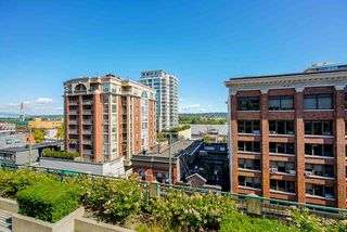 "Photo 30: 307 720 CARNARVON Street in New Westminster: Downtown NW Condo for sale in ""CARNARVON TOWERS"" : MLS®# R2492005"