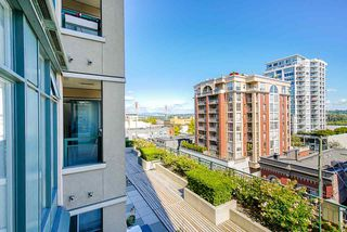 "Photo 31: 307 720 CARNARVON Street in New Westminster: Downtown NW Condo for sale in ""CARNARVON TOWERS"" : MLS®# R2492005"