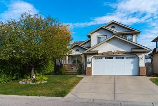 Photo 1: 104 Hawkland Circle NW in Calgary: Hawkwood Detached for sale : MLS®# A1041091