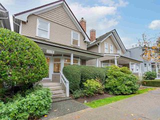 Photo 38: 1339 W 7TH Avenue in Vancouver: Fairview VW Townhouse for sale (Vancouver West)  : MLS®# R2517626