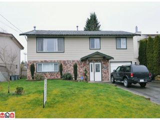 Photo 1: 7687 JUNIPER ST in Mission: Mission BC House for sale : MLS®# F1120098