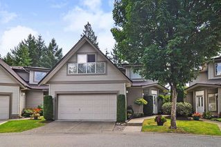 "Photo 1: 75 20881 87 Avenue in Langley: Walnut Grove Townhouse for sale in ""Kew Gardens"" : MLS®# R2395685"