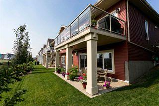 Photo 46: 15 8132 217 Street in Edmonton: Zone 58 House Half Duplex for sale : MLS®# E4180149