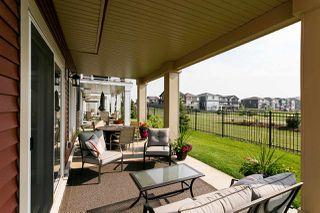 Photo 28: 15 8132 217 Street in Edmonton: Zone 58 House Half Duplex for sale : MLS®# E4180149