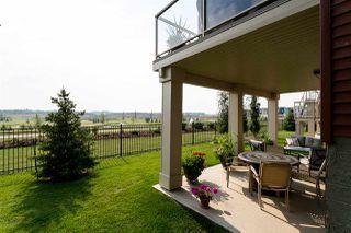 Photo 47: 15 8132 217 Street in Edmonton: Zone 58 House Half Duplex for sale : MLS®# E4180149