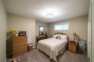 Photo 23: 15 8132 217 Street in Edmonton: Zone 58 House Half Duplex for sale : MLS®# E4180149