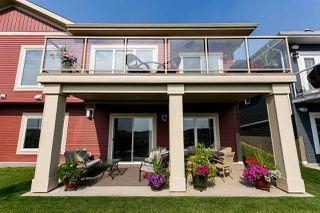Photo 26: 15 8132 217 Street in Edmonton: Zone 58 House Half Duplex for sale : MLS®# E4180149