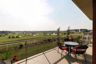 Photo 27: 15 8132 217 Street in Edmonton: Zone 58 House Half Duplex for sale : MLS®# E4180149