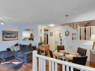 """Photo 4: 5 1027 LYNN VALLEY Road in North Vancouver: Lynn Valley Townhouse for sale in """"RIVER ROCK"""" : MLS®# R2441169"""