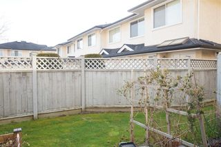 "Photo 24: 20 7691 MOFFATT Road in Richmond: Brighouse South Townhouse for sale in ""BEVERLY GARDENS"" : MLS®# R2461475"