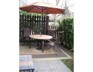 """Photo 7: 98 BEGIN Street in Coquitlam: Maillardville Townhouse for sale in """"LE PARC"""" : MLS®# V634294"""