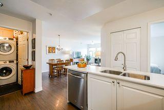 Photo 25: 407 1591 BOOTH AVENUE in Coquitlam: Maillardville Condo for sale : MLS®# R2505339