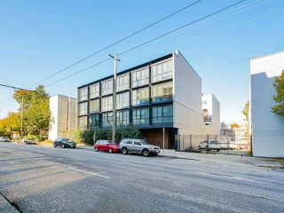 Main Photo: 311 557 E CORDOVA Street in Vancouver: Strathcona Townhouse for sale (Vancouver East)  : MLS®# R2513570