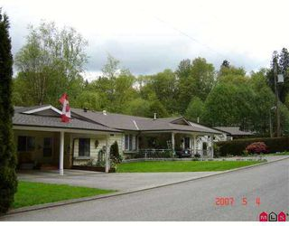 "Photo 1: 13 3500 ELMWOOD Drive in Abbotsford: Central Abbotsford Townhouse for sale in ""Sequestra Estates"" : MLS®# F2711748"