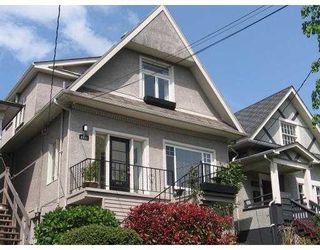 Main Photo: 4217 JOHN Street in Vancouver: Main House for sale (Vancouver East)  : MLS®# V648125