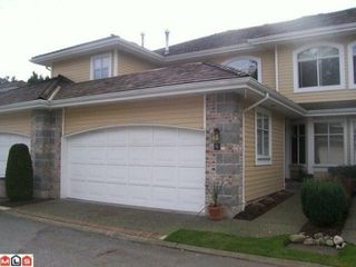 "Photo 1: # 6 15273 24TH AV in Surrey: King George Corridor Condo for sale in ""Peninsula Village"" (South Surrey White Rock)  : MLS®# F1024205"