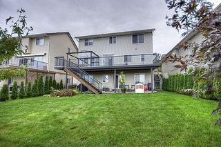 "Photo 31: 35524 ALLISON CRT in ABBOTSFORD: Abbotsford East House for rent in ""MCKINLEY HEIGHTS"" (Abbotsford)"