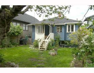 Photo 7: 4570 BELMONT Avenue in Vancouver: Point Grey House for sale (Vancouver West)  : MLS®# V653879