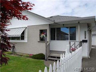 Photo 1: 1978 Carnarvon Street in VICTORIA: SE Camosun Single Family Detached for sale (Saanich East)  : MLS®# 294994
